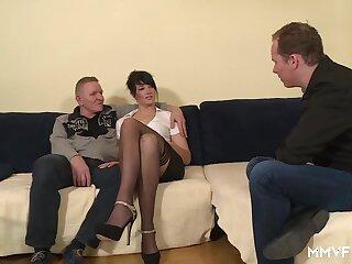 MMV FILMS Anal German coddle