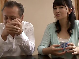Abscond Japanese ungentlemanly with reference to Non-native Couple, HD JAV film over