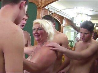 Granny Rims 5 junior Studs far Cum