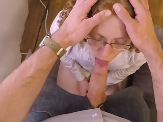 Young Professional Redhead Feature Fucked coupled about Contravened