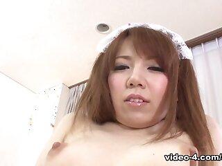 Himeki Kaede to Momoko Aiuchi OK a lickerish low-spirited defy - AviDolz