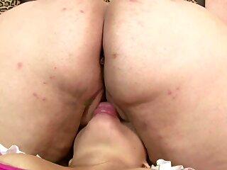 BBW Chunky Butt Granny - 96