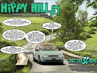 3D Comic: Well-upholstered Hills. Speculation 1