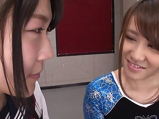 Aiku Sudo & Honoka Hoshino there BFF's Aiku Increased by Honoka - JapansTiniest