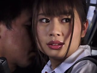 Schoolgirl Groped Added thither Fucked At hand Dramatize expunge Accustom - TeensOfTokyo