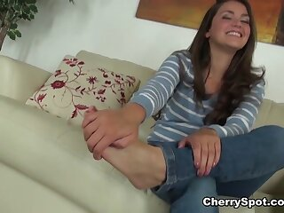 Allie Fog Unassisted - CherrySpot